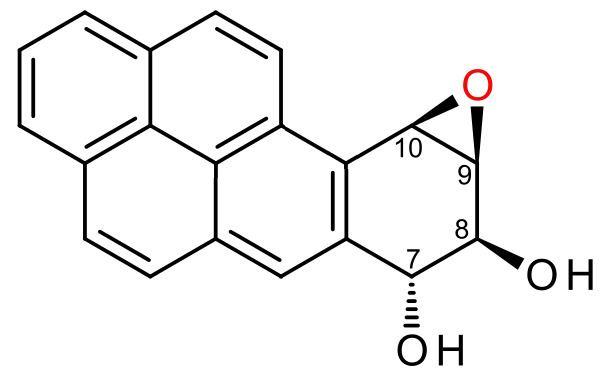 (+)-Benzo(a)pyrene-7,8-dihydrodiol-9,10-epoxide