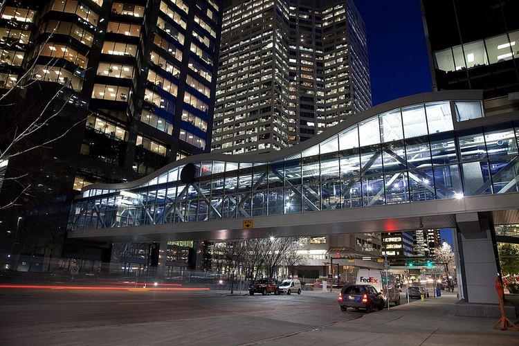+15 The Endless Interior Calgary39s Plus 15 Skywalk System SOCKS