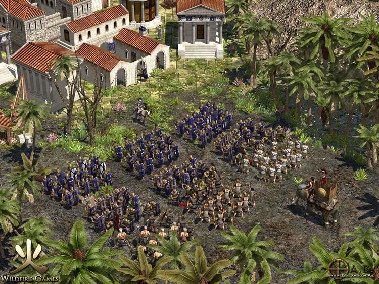 0 A.D. (video game) 0 AD Open Source Release