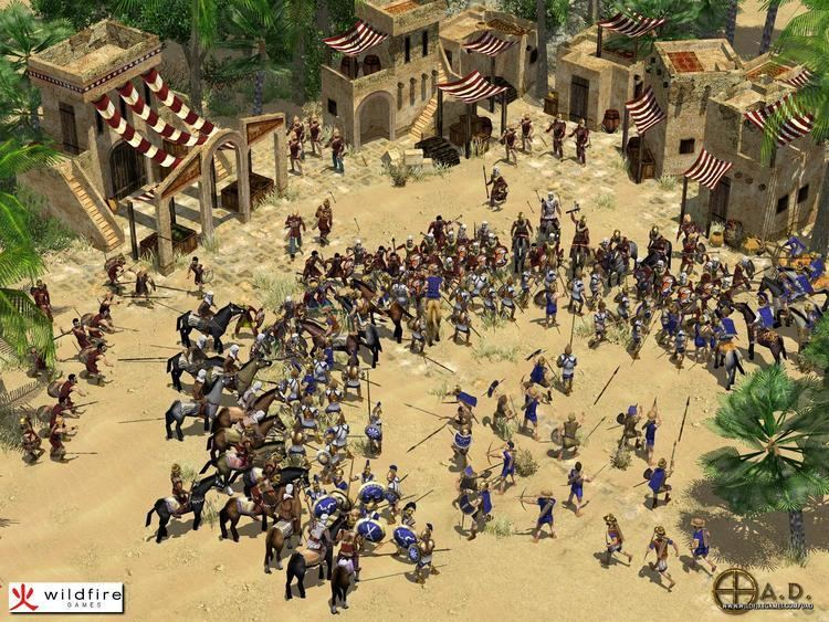 0 A.D. (video game) We Review OpenSource RTS Game 0 AD