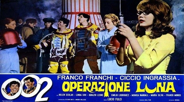 002 Operazione Luna movie scenes