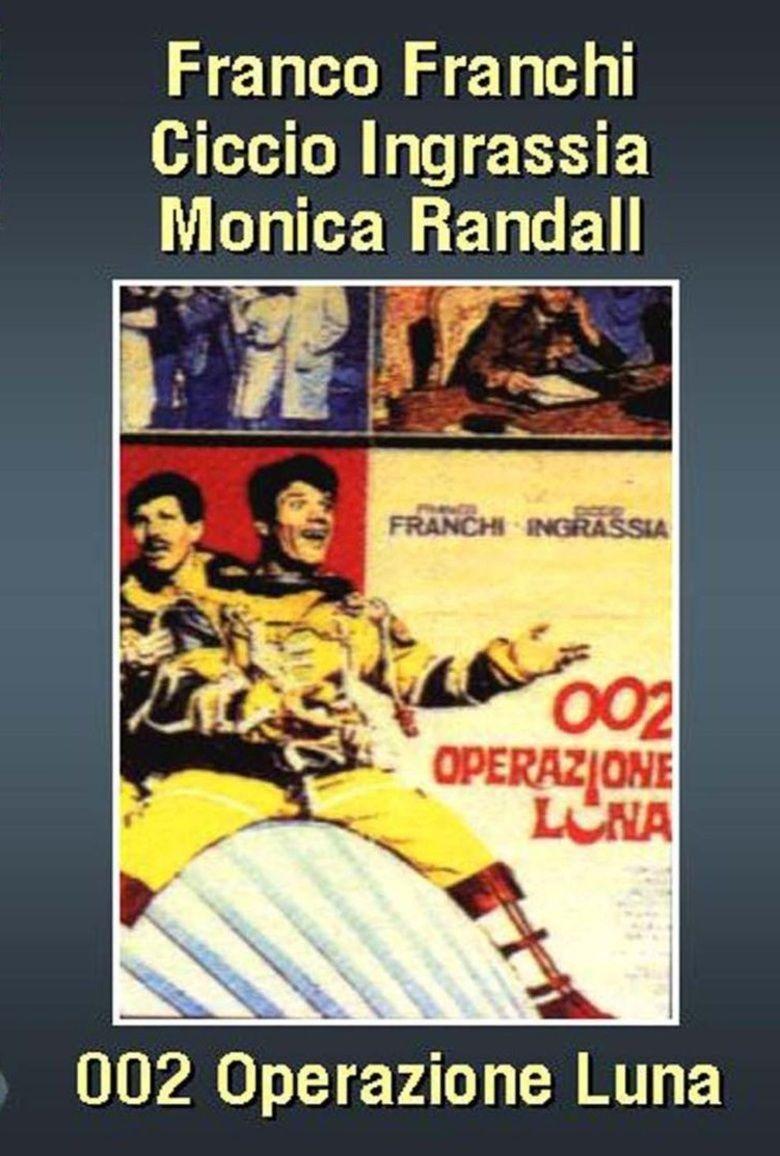 002 Operazione Luna movie poster