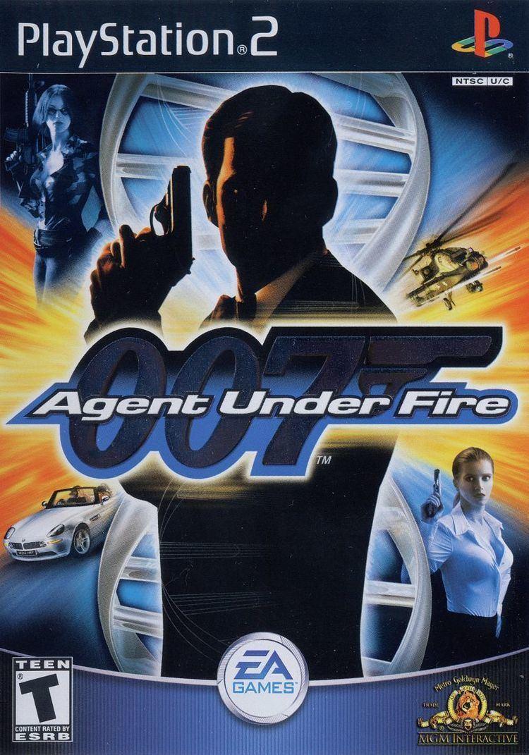 007: Agent Under Fire wwwmobygamescomimagescoversl15809007agent