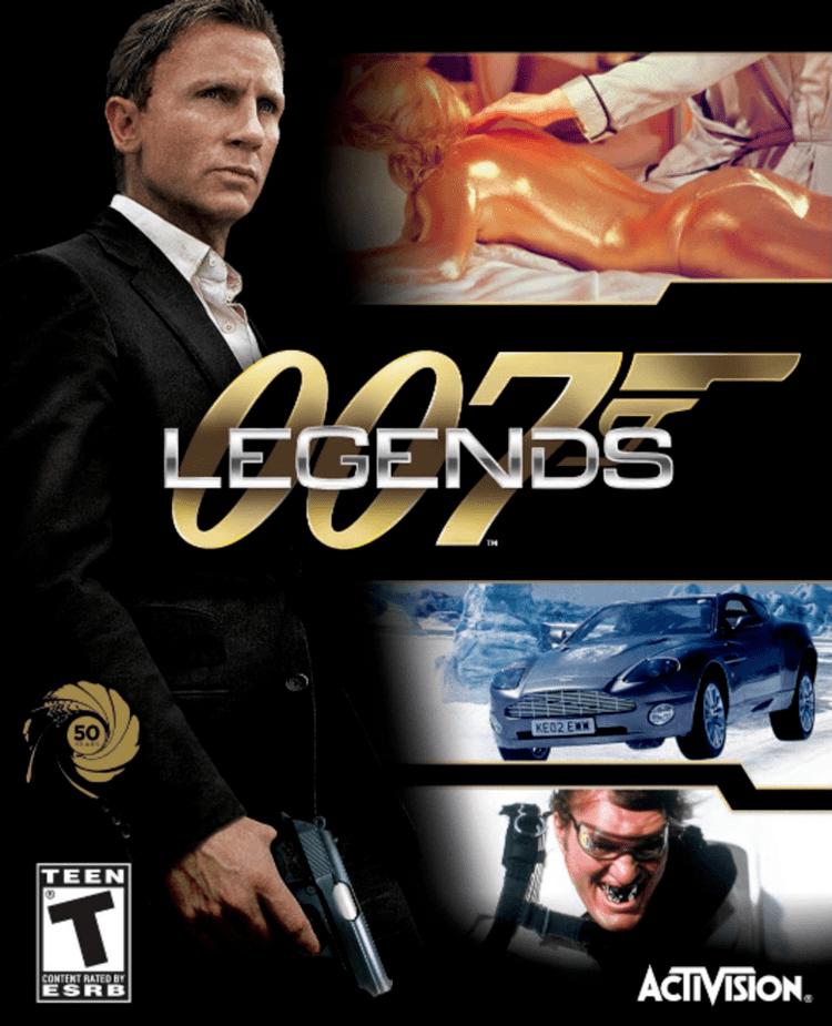 007 Legends 007 Legends GameSpot