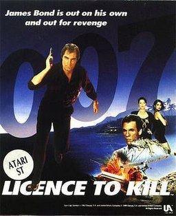 007: Licence to Kill httpsuploadwikimediaorgwikipediaenthumb3