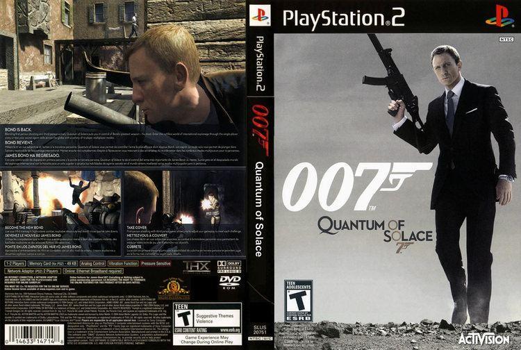 007: Quantum of Solace 007 Quantum of Solace USA ISO Download lt PS2 ISOs Emuparadise