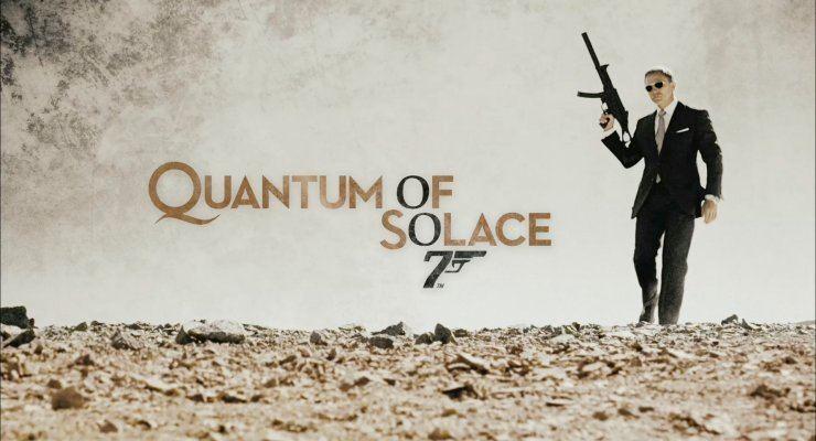 007: Quantum of Solace 007 Quantum of Solace