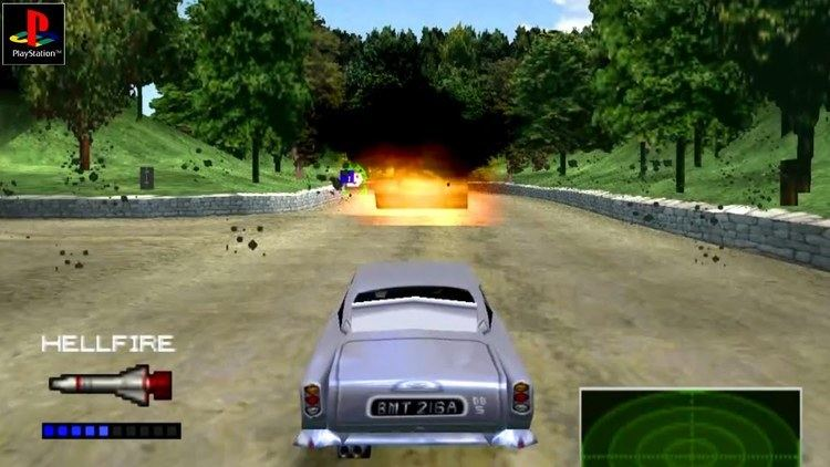 007 Racing 007 Racing Gameplay PSX PS1 PS One HD 720P Epsxe YouTube