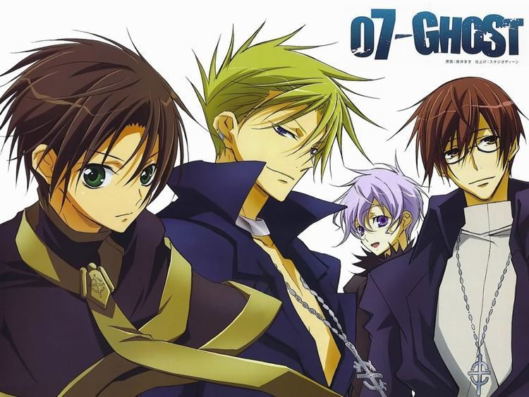 07-Ghost 07Ghost Anime TV Download Anime Anime World
