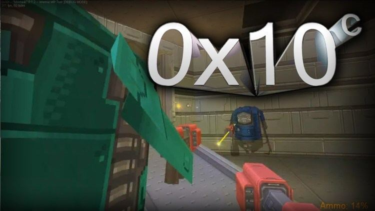 0x10c 0x10c Multiplayer First Look PreAlpha By Mojang 720p HD YouTube
