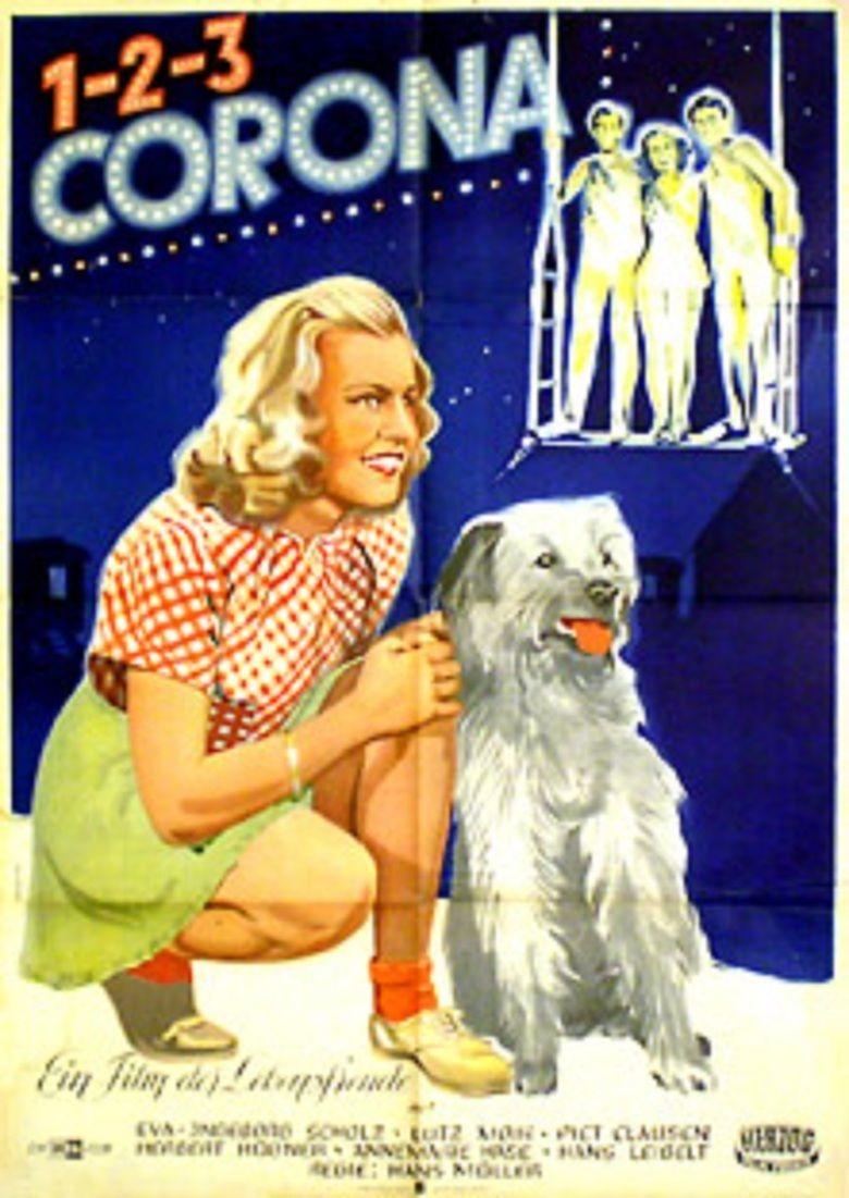 1 2 3 Corona movie poster
