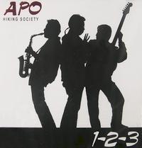 1-2-3 (APO Hiking Society album) httpsuploadwikimediaorgwikipediaencceApo