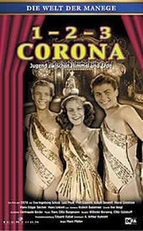 1-2-3 Corona 123 Corona VHS Eva Ingeborg Scholz Lutz Moik Piet Clausen