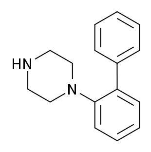 1-(2-Diphenyl)piperazine