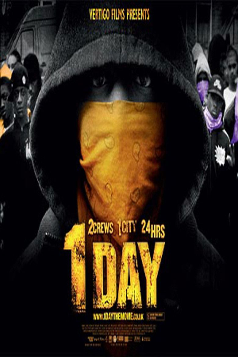 1 Day movie poster