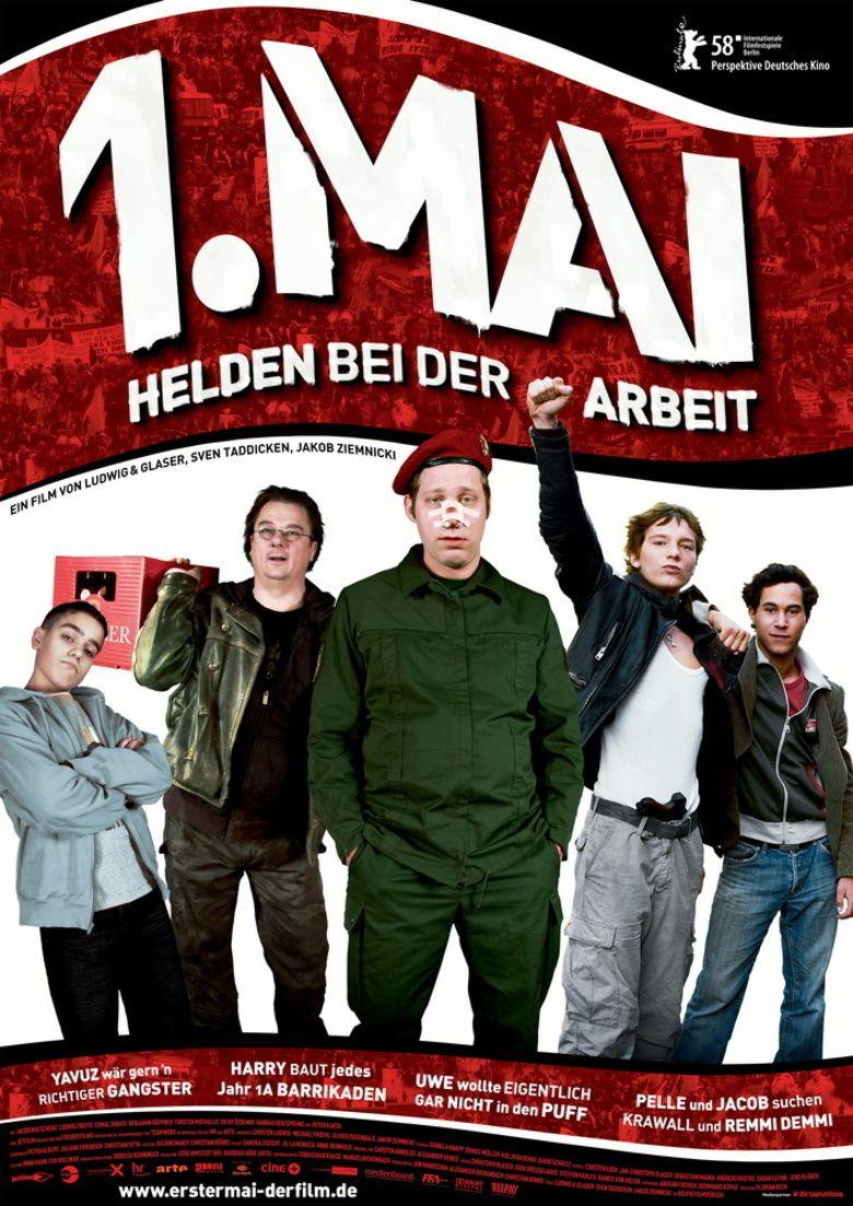 1 Mai Helden bei der Arbeit movie poster