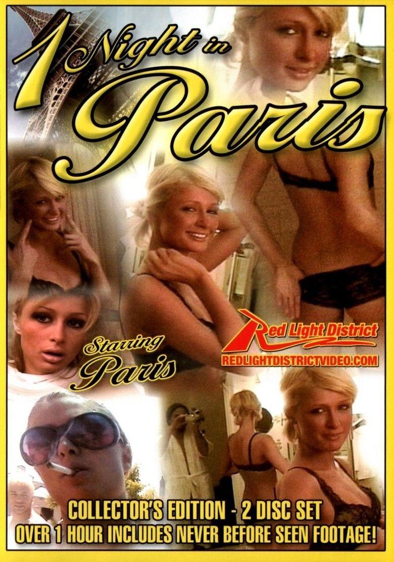 1 Night in Paris movie poster