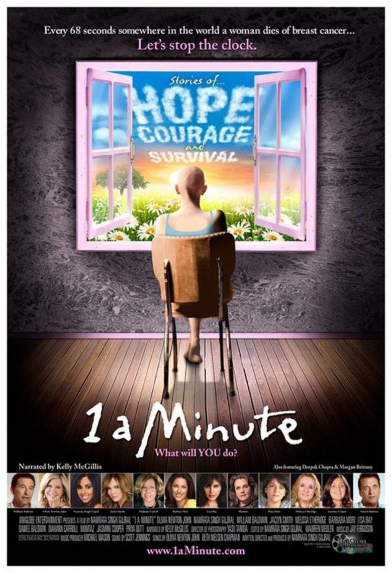 1 a Minute movie poster