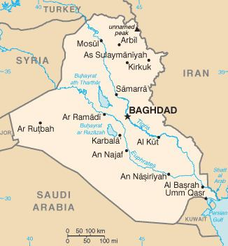 1 August 2007 Baghdad bombings