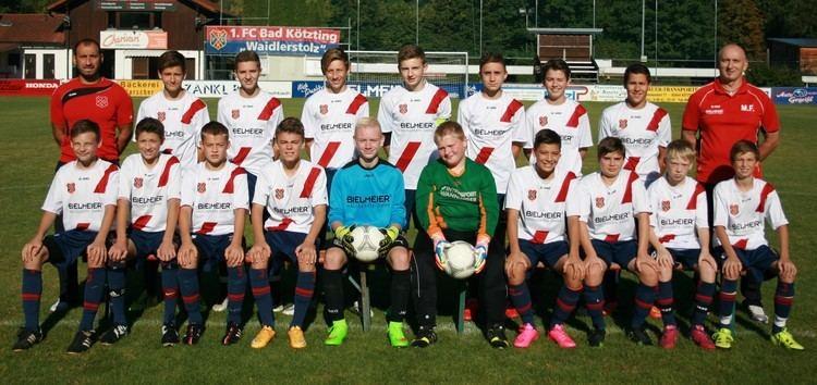 1. FC Bad Kötzting 1 FC Bad Ktzting 1 Mannschaft CJugend 201516 FuPa