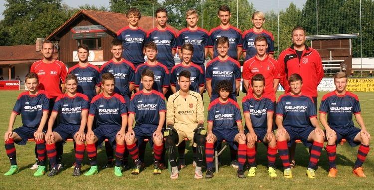 1. FC Bad Kötzting 1 FC Bad Ktzting 1 Mannschaft BJugend 201516 FuPa