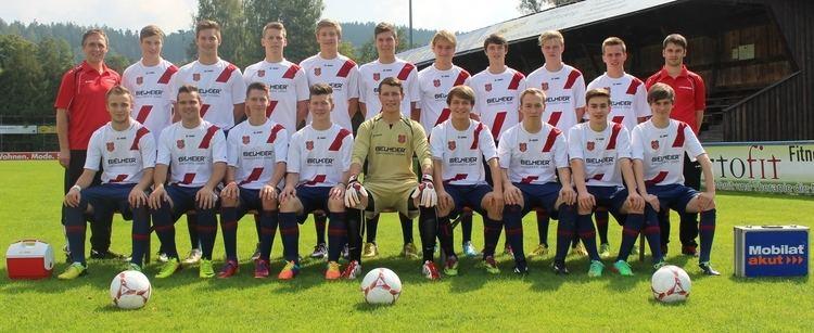 1. FC Bad Kötzting 1 FC Bad Ktzting 1 Mannschaft AJugend 201415 FuPa