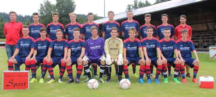 1. FC Bad Kötzting 1 FC Bad Ktzting 1 Mannschaft AJugend 201516 FuPa