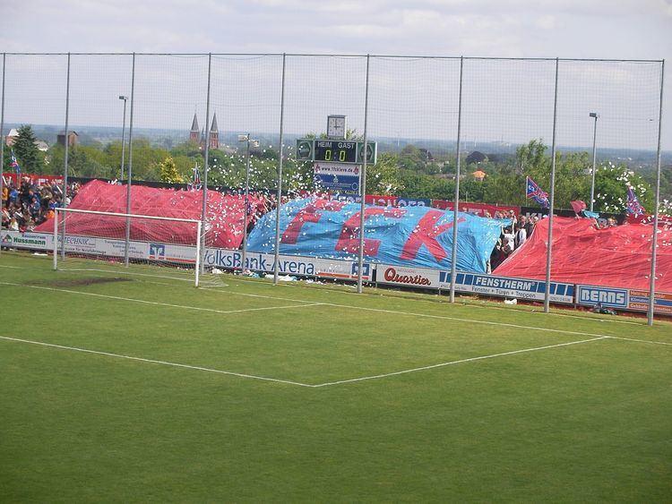1. FC Kleve Home 1 FC Kleve