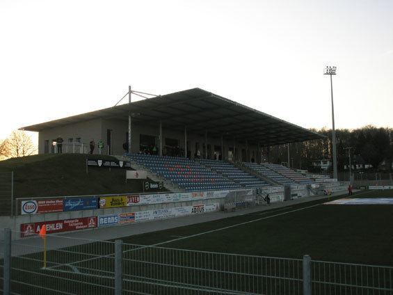 1. FC Kleve VolksBankArena 1 FC Kleve Stadionwelt
