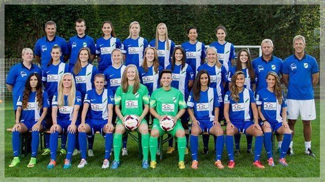 1. FC Lübars 1 FC Lbars 1962 1 Mannschaft Frauen 201516 FuPa