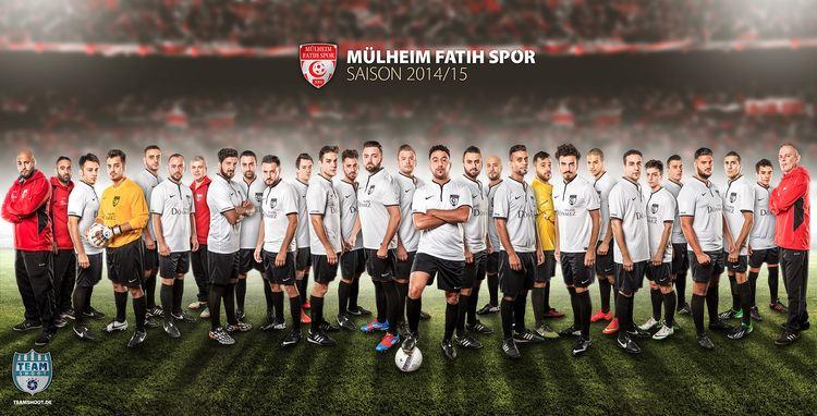 1. FC Mülheim 1 FC MlheimStyrum 2 Mannschaft Herren 201415 FuPa