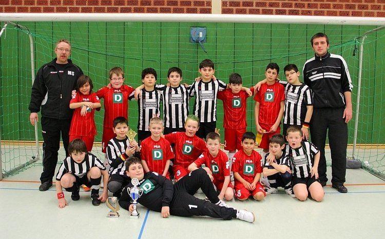 1. FC Mülheim die DJunioren 20122012