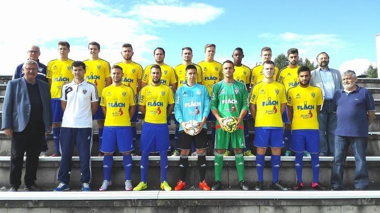 1. FC Schwalmstadt 1 FC Schwalmstadt 1 Mannschaft Herren 201516 FuPa