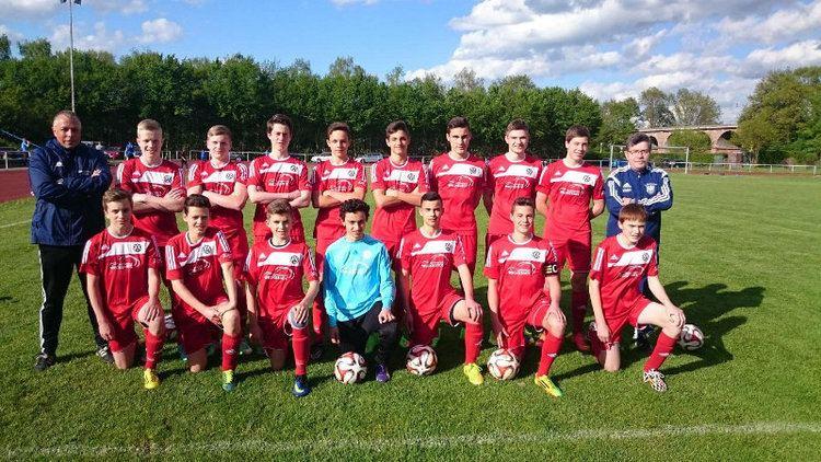 1. FC Schwalmstadt 1 FC Schwalmstadt A und CJugend aufgestiegen SEKNews