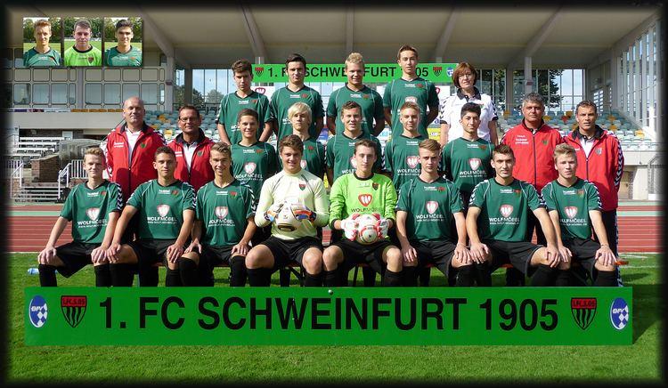 1. FC Schweinfurt 05 U17 Junioren 1FC Schweinfurt 05 96er U17 Home