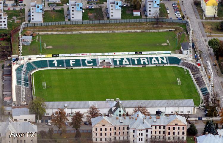 d353bf1ce0 1. FC Tatran Prešov tadin 1FC Tatran Preov