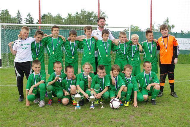 37745bac95 1. FC Tatran Prešov Vazom Iskra Cup 2012 je 1FC Tatran Preov Horn Oreany