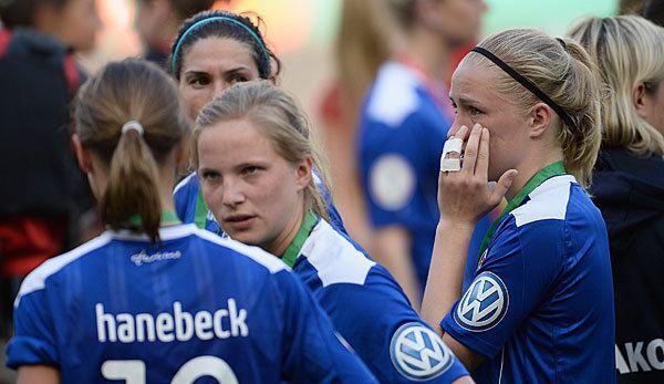 1. FFC Turbine Potsdam DFBHallenpokal in Magdeburg Potsdam triumphiert zum siebten Mal