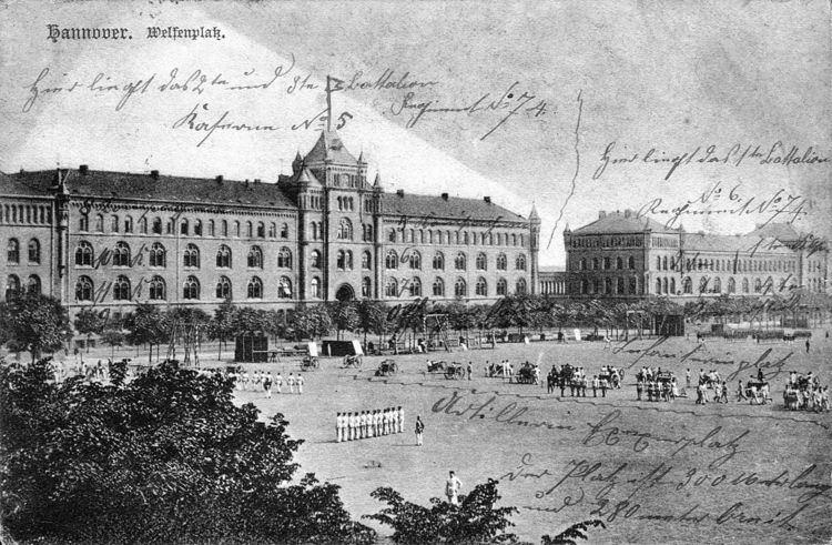 1. Hannoversches Infanterie-Regiment Nr. 74