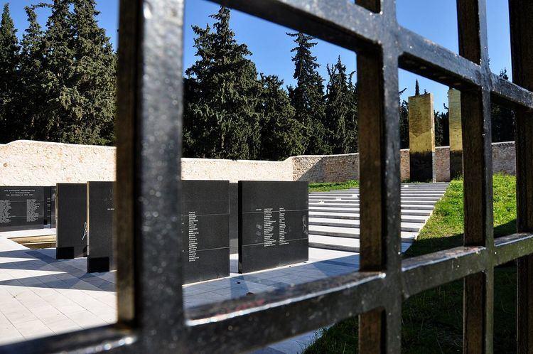 1 May 1944 Kaisariani executions
