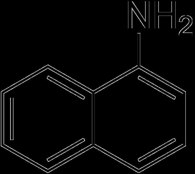1-Naphthylamine httpsuploadwikimediaorgwikipediacommons44