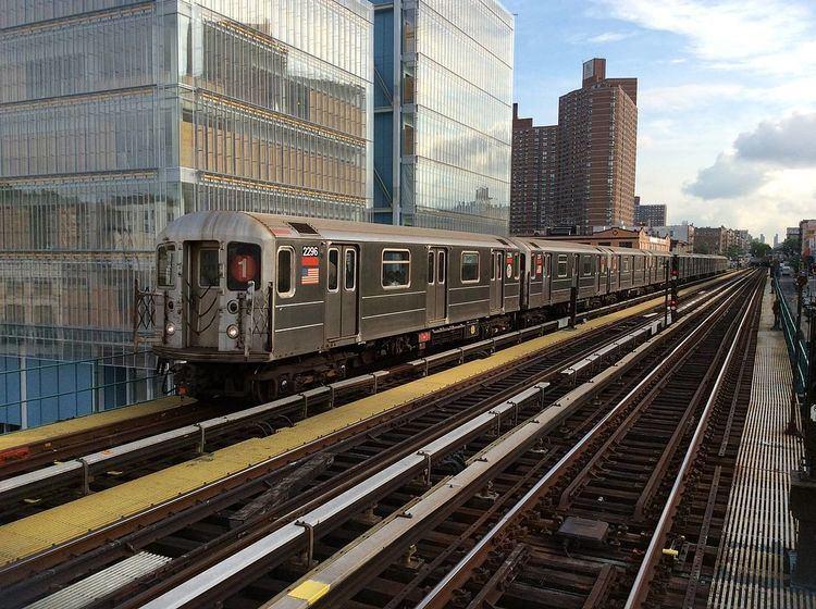 1 (New York City Subway service)