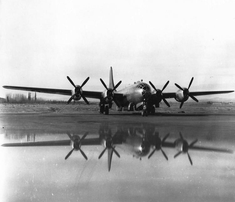 1 November 1944 reconnaissance sortie over Japan