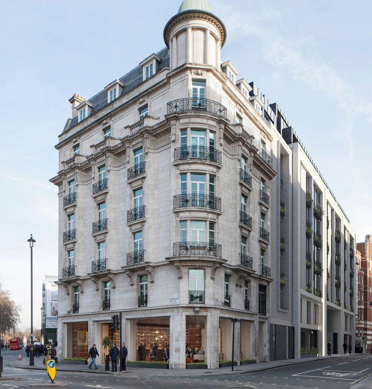 1 Palace Street No1 Palace Street SW1 New London Development