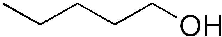1-Pentanol File1Pentanolpng Wikimedia Commons