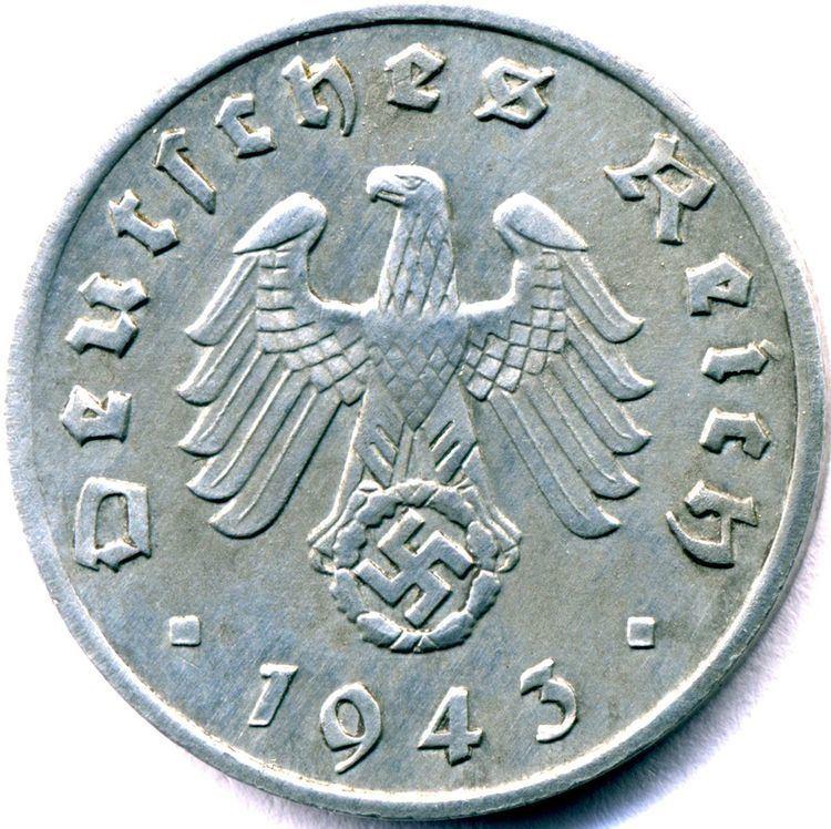 1 Reichspfennig (World War II German coin)
