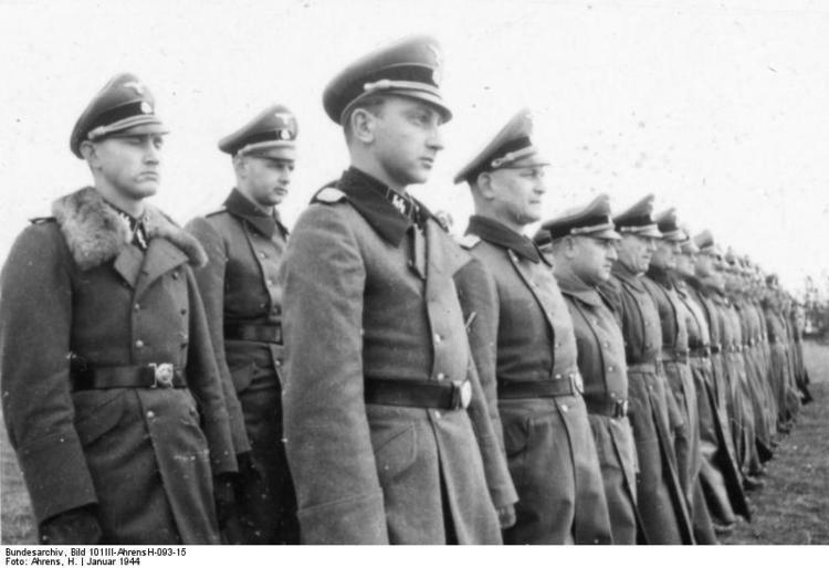 1 SS Infantry Brigade