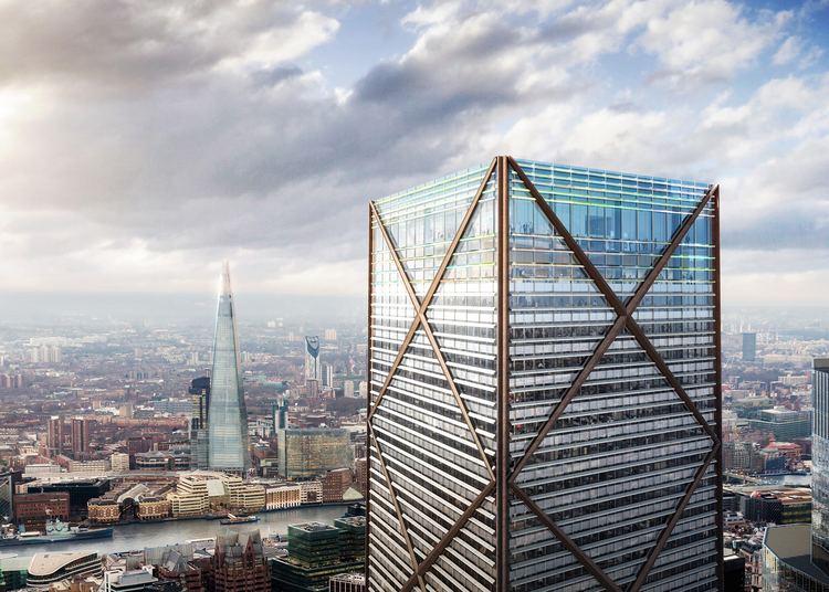 1 Undershaft 1 Undershaft to become tallest skyscraper in London39s financial