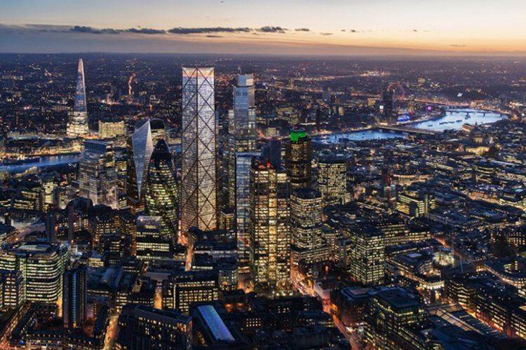 1 Undershaft 1 Undershaft Plans for City39s tallest skyscraper revealed London