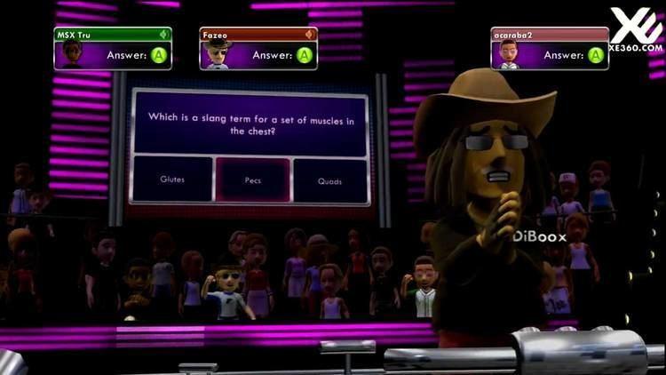 1 vs. 100 (2009 video game) Xbox LIVE 1 vs 100 Season 2 LIVE Episode Gameplay 112409 HD